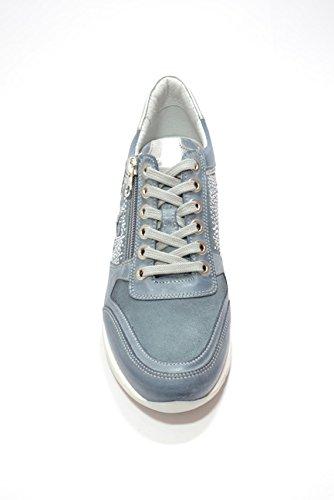 Nero Giardini Sneakers scarpe donna navy 5091 P615091D