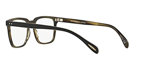 fccb689d49f Amazon.com  New Oliver Peoples OV 5031 NDG-1 1282 MATTE BLACK OLIVE  Eyeglasses  Clothing