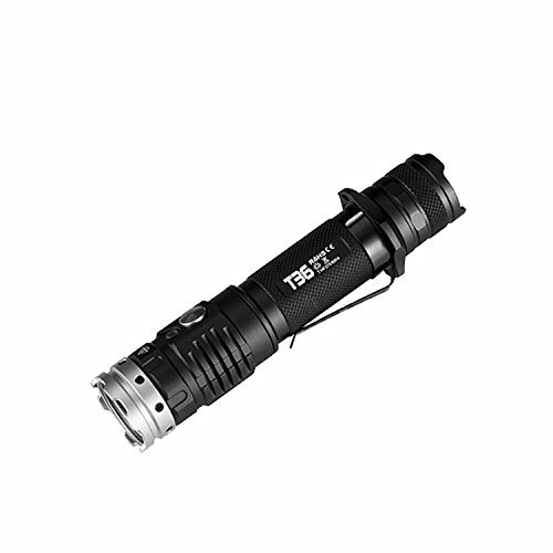 ACEBEAM T36 Tactical/EDC Flashlight Cree XHP35 HI LED USB-C Rechargeable Flashlight High with 2000 Lumens