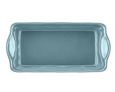 Rachael Ray Cucina Stoneware 9-Inch x 5-Inch Loaf Pan