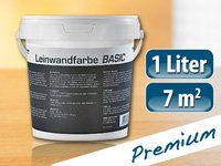 Scenelights Beamer Leinwand Farbe Premium 1 Liter