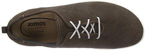 leather sneaker men's Jomos leather sneaker Brown Jomos men's W8SOzn4xvv