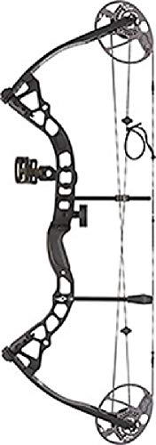 Diamond Archery Prism Bow Package Right Hand 5-55 lbs Black Ops