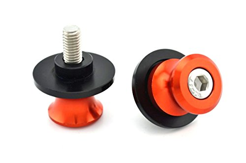 Honda Cbr929rr Swing Arm - Brand New High Quality Orange Aluminum Smooth Derlin Swing Arms Spool Slider Fit For Honda CBR929RR 2000-2001