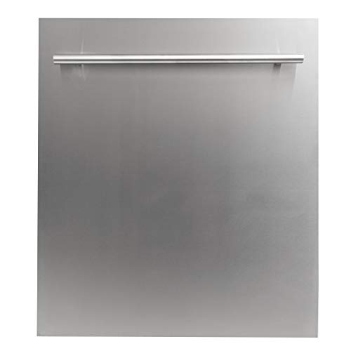 24 in. Top Control Dishwasher in Stainless Steel with Stainless Steel Tub