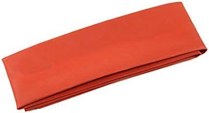 2mカット 熱収縮チューブ25φ 赤色