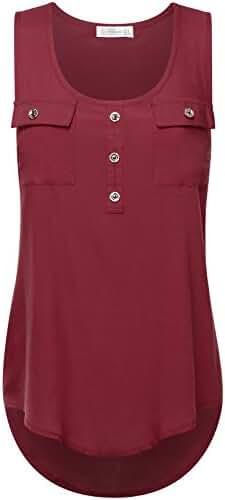 FPT Womens Sleeveless Rayon Blouse (S-3XL)