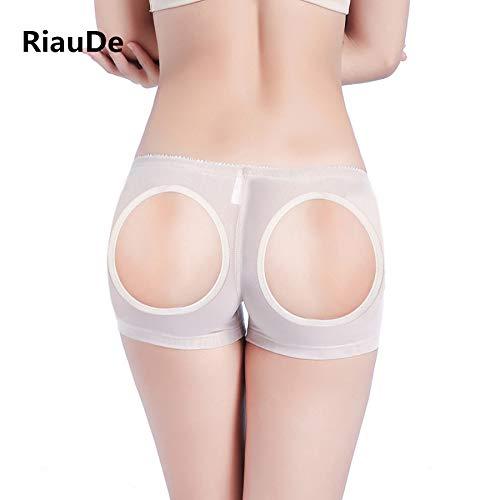 03bd5aebd HITSAN INCORPORATION Women Briefs Butt Lifter Panties Waist Trainer hot  Body Shapers Corrective Briefs Booty Butt