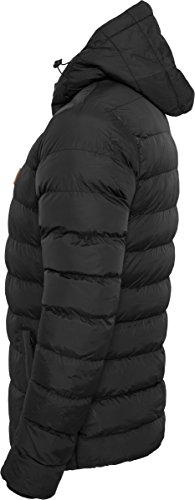 Classics 293 Giacca Urban Basic Bubble Schwarz Uomo Jacket black 6wxdOqz