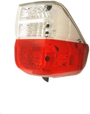 قطع Toyota الأصلية 81561 35360 Driver Side Taillight عدسة غطاء