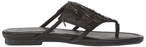 Donald J Pliner Women's Kya Slide Sandal, Black, 10 Medium US by Donald J Pliner (Image #7)