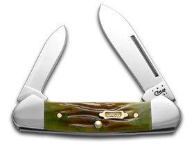 Case Cutlery CA41402 Baby Butterbean 62132SS Pattern Knife
