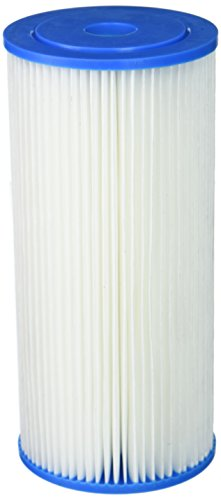 Price comparison product image ReplacementBrand R50-BB Pentek Comparable 10 x 4.5 Inch 50 Micron Whole House Pleated Sediment Filter