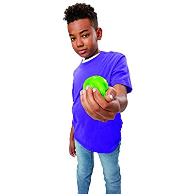 Cra-Z-Art Nickelodeon Make Your Own Slime Stress Balls: Toys & Games