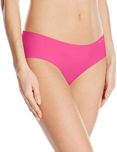 Calvin Klein Uni-Sex Invisibles Hipster, Sophie Pink, X-Large