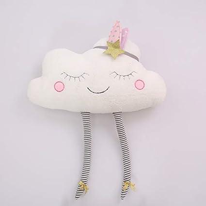 Lujosa muñeca Juguete Creativo Nube Suave Nube sosteniendo ...