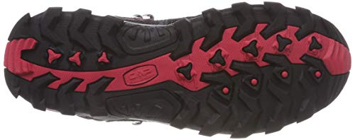Rouge Rigel granita Rise Randonnée Cmp corallo Campagnolo Chaussures High De 72bm Femme pqxwTO8w5