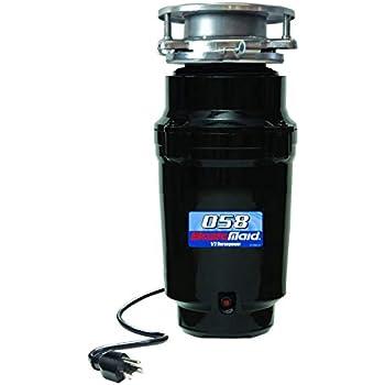Garbage Disposal Teccpo 1 2 Hp Garbage Disposals 38 Oz