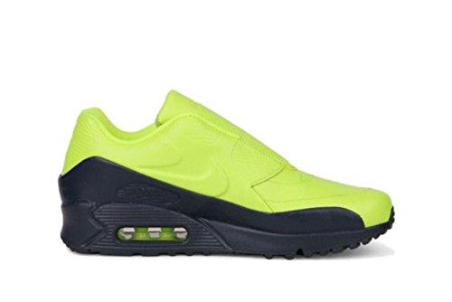 Nike Sacai X Lab Air Max 90 Scarpe Da Donna Slip-on (6 D (m) Us, Volt / Ossidiana)
