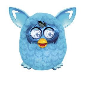 Furby Boom Plush Toy (Teal Pattern Edition) - 31wgz48yNXL - Furby Boom Plush Toy (Teal Pattern Edition)