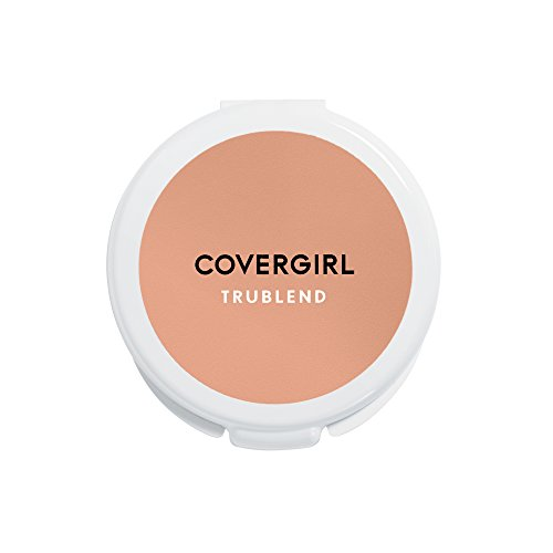 Cover Girl Mineral Makeup - COVERGIRL truBlend Pressed Blendable Powder, Translucent Medium .39 oz (11 g) (Packaging may vary)