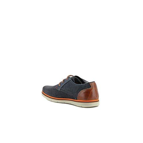 Bullboxer 731-K2-3939C Zapatos de cordones Hombre azul, EU 43