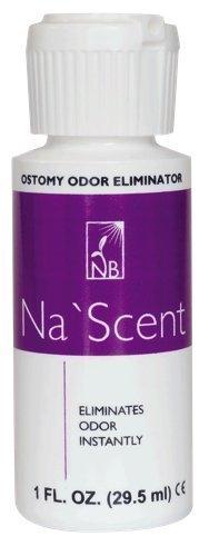 NB Products Na'Scent Ostomy Odor Eliminator 1Oz (1 Each)