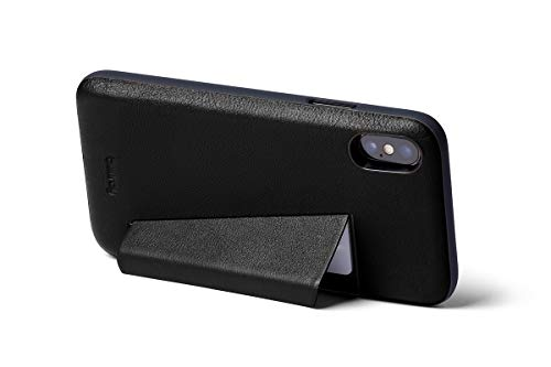 Bellroy Leather iPhone Xs Phone Case - 3 Card - Black by Bellroy (Image #5)