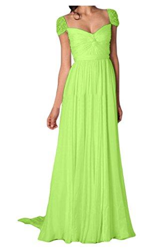 Ivydressing -  Vestito  - linea ad a - Donna verde 44