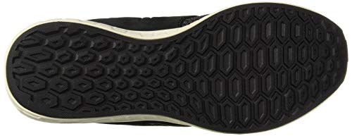 New Balance Women's Cruz V2 Fresh Foam Running Shoe Black/Magnet 5 B US by New Balance (Image #3)