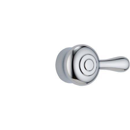 Leland Handle Kit - Delta Faucet H778 Leland, Single Metal Lever Handle Kit, Chrome by DELTA FAUCET
