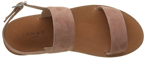 JONAK 2983 Brown 004 Sandals Women's Russet Back Sling rwCrZq