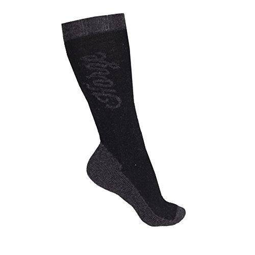 Horze Jace Sokken Zwart