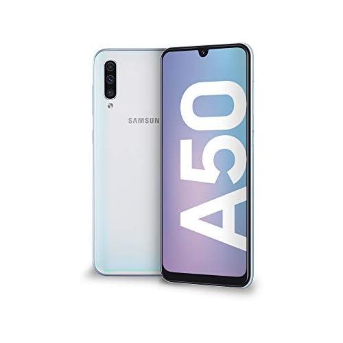 chollos oferta descuentos barato Samsung A50 White 6 4 4gb 128gb Dual Sim