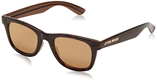 Star Wars Adult Chewbacca 1 wayshape Sunglasses, Tortoise, 50 mm by Foster - Sunglasses Wars Star Grant Foster