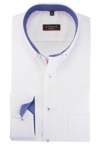 ETERNA long sleeve Shirt MODERN FIT Chambray uni