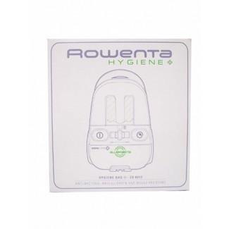 Rowenta-Lote de 4 bolsas de aspirador y 1 filtro para motor ...