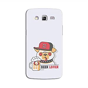 Cover It Up - Beer Dog Galaxy Grand Prime Hard Case