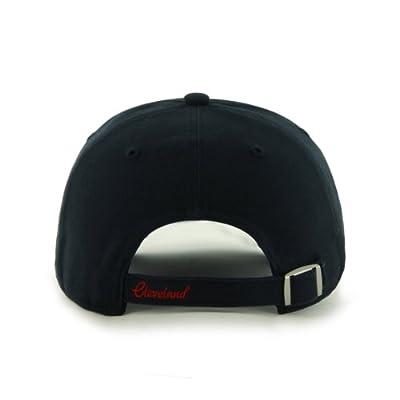 MLB Cleveland Indians Sparkle Adjustable Hat