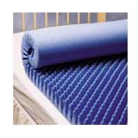 Convoluted Foam Mattress Pads, Queen Size 4