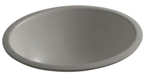 KOHLER K-2205-K4 Caxton Undercounter Bathroom Sink, 17