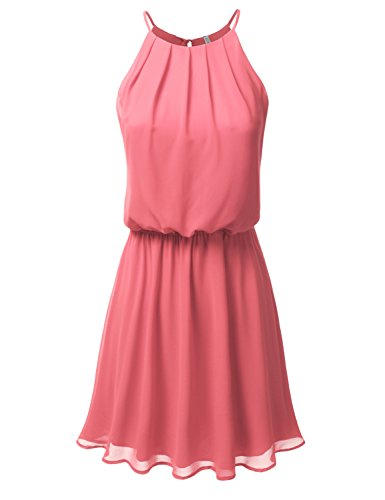 orange formal dresses for juniors - 4