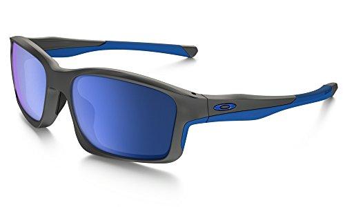 Oakley Mirrored Rectangular Sunglasses (0OO924792471757)