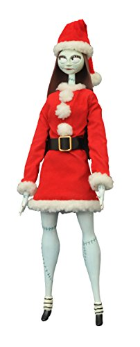 Santa Jack Skellington Costume (Diamond Select Toys The Nightmare Before Christmas: Santa Sally Unlimited Coffin Doll)