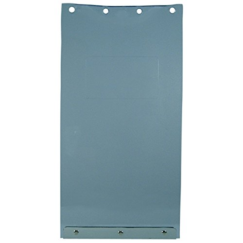 Smokey Colored Replacement Flap for Designer Series Ruff Weather Door (Extra Large 9 3/4'' x 17'')