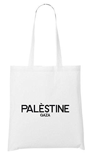 Palèstine Gaza Bag White