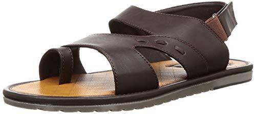 BATA Men's Glance Sd Outdoor Sandals