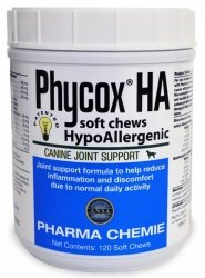 Phycox HA Small Bites For Dogs 120 Count, My Pet Supplies