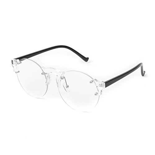 Designer rond nbsp;paire monture 001 de 8 soleil Steampunk Marque 1 sans Mode lunettes Nuances Unisexe de Loegrie vintage wHvq75xUU0
