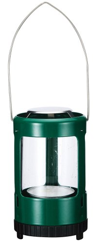 UCO Mini Ultra Light Candle Lantern, Green, Outdoor Stuffs